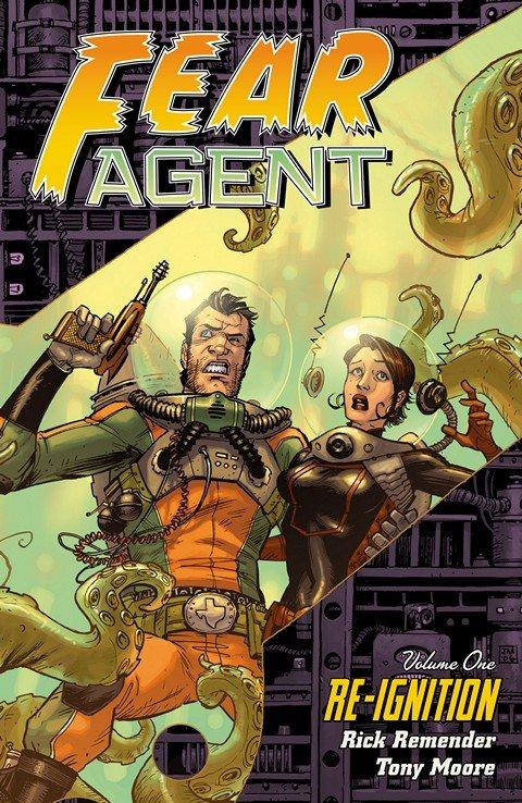 Fear Agent Vol. 1 – 6 (2007-2012)