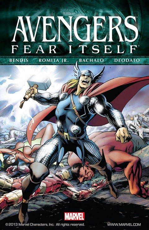 Fear Itself – Avengers (TPB) (2012)