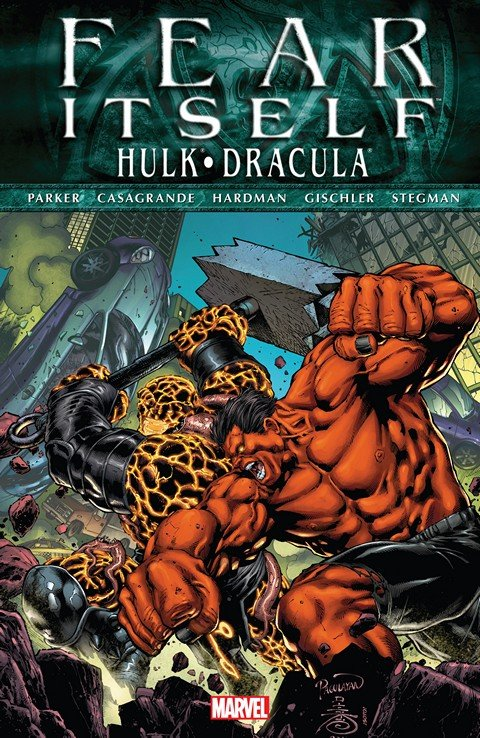 Fear Itself – Hulk-Dracula (TPB)