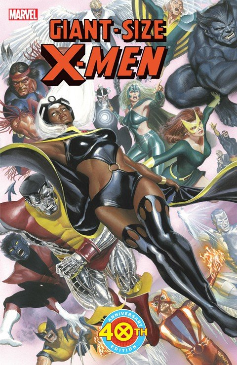 Giant-Size X-Men (Collection)