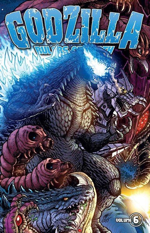 Godzilla Rulers Of Earth Vol. 6 (TPB)