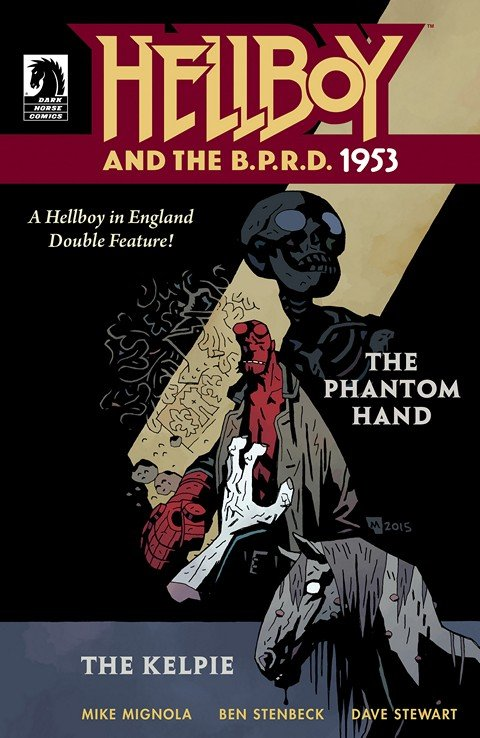 Hellboy and the B.P.R.D. #1953 – The Phantom Hand & the Kelpie