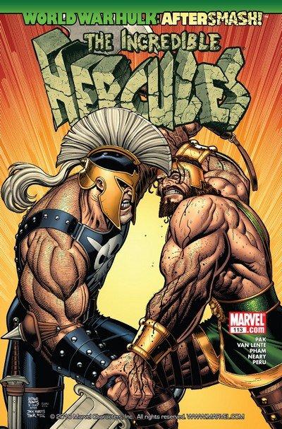 Incredible Hercules #113 – 141 + Extras (2008-2010)
