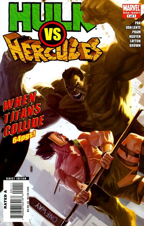 Incredible Hercules #113 – 141 + Extras