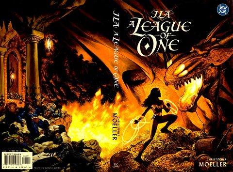 JLA – A League of One #1