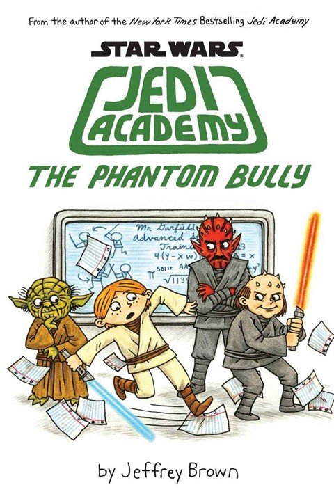 Jedi Academy – The Phantom Bully