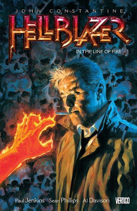 John Constantine Hellblazer Vol. 10 – In the Line of Fire