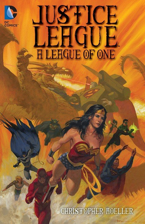 Justice League – A League of One (TPB) (2015)