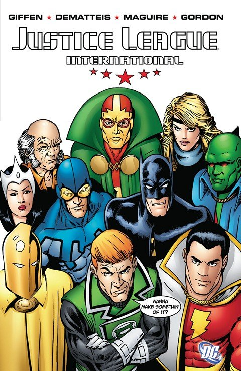 Justice League International Vol. 1 – 5