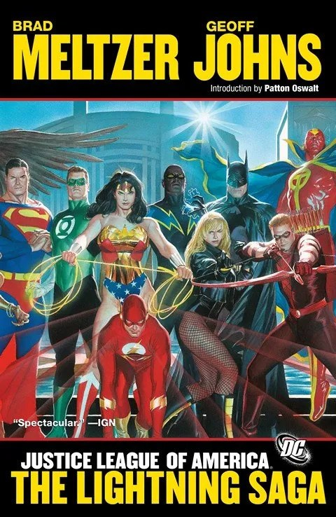 Justice League of America Vol. 2 – The Lightning Saga