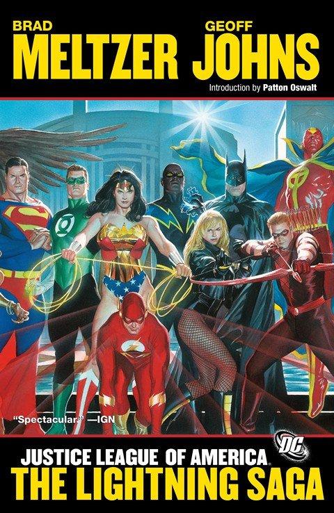 Justice League of America Vol. 2 – The Lightning Saga