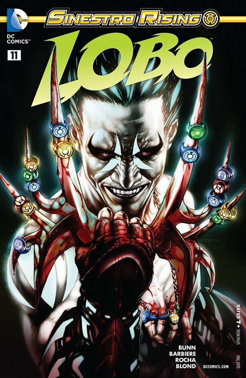 Lobo #11