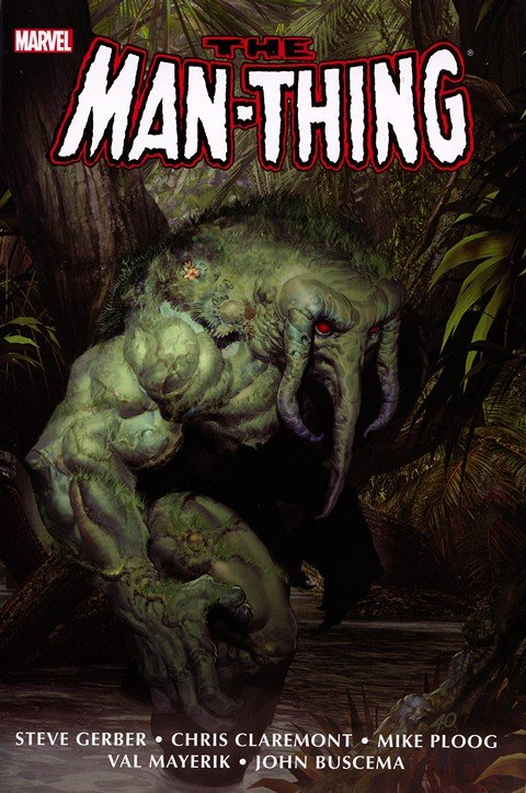Man-Thing Omnibus – Complete