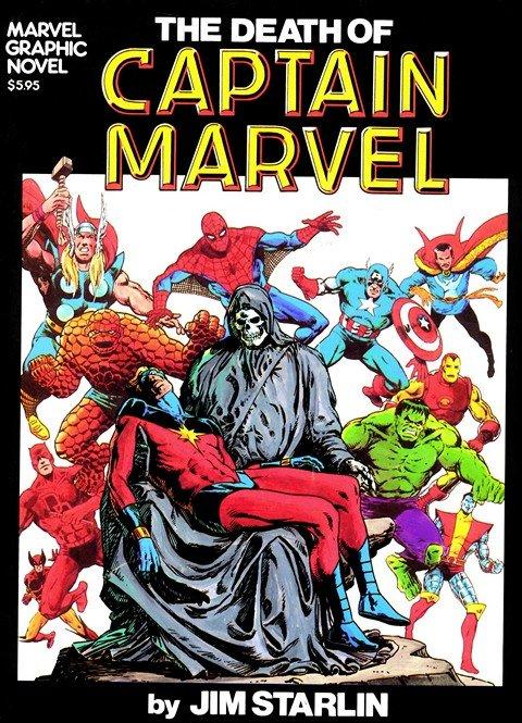 Marvel Graphic Novel #1 – 75 + MGN UK #1 – 7 (1982-1993)