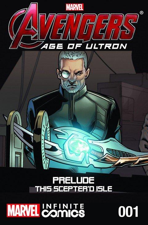 Marvel Invinite Comic (Collection)