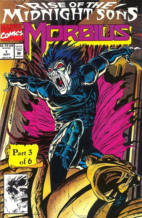 Morbius – The Living Vampire #1 – 32
