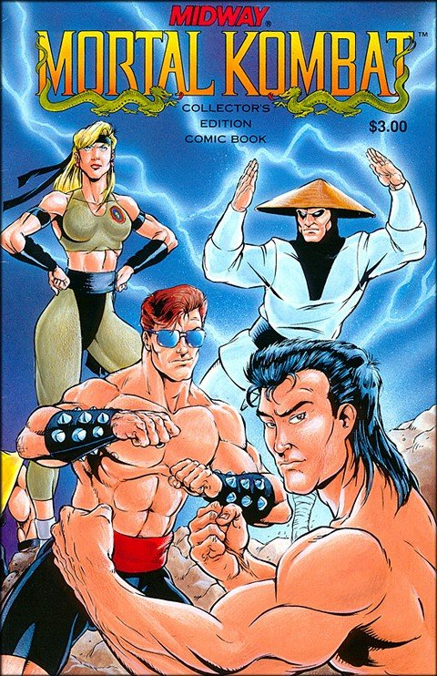 Mortal Kombat Comics (Ultimate Collection) (1994-2015)