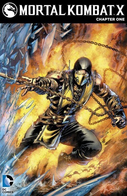 Mortal Kombat X #1 – 36 (2015)