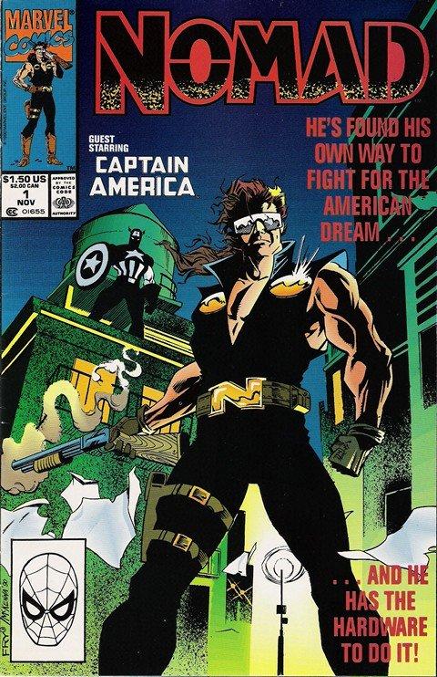 Nomad Vol. 1 – 2 (1990-1994)