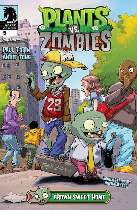 Plants vs. Zombies #5 – Grown Sweet Home 2