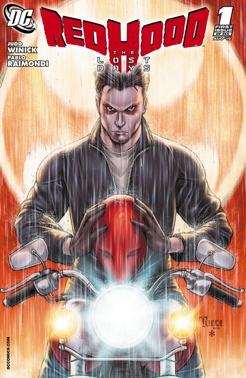 Red Hood – The Lost Days #1 – 6 (2010-2011)