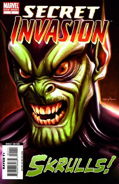 Secret Invasion – Skrulls (2008)