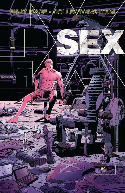 Sex #1 – 24 + TPB Vol. 1 – 2