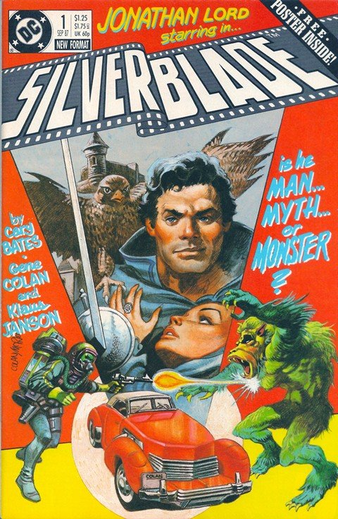 SilverBlade #1 – 12