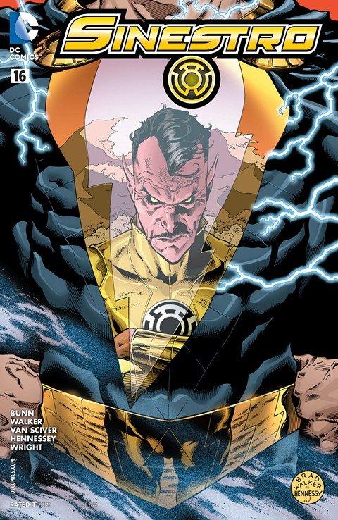 Sinestro #16