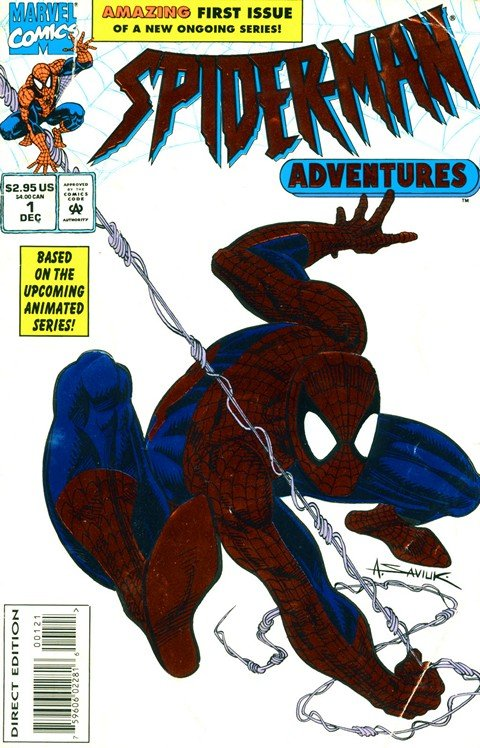 Spider-Man Adventures Vol. 1 #1 – 15