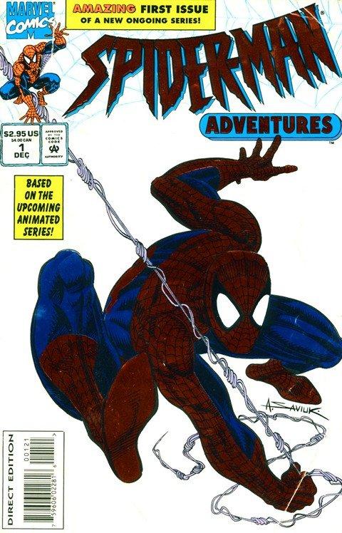 Spider-Man Adventures Vol. 1 #1 – 15