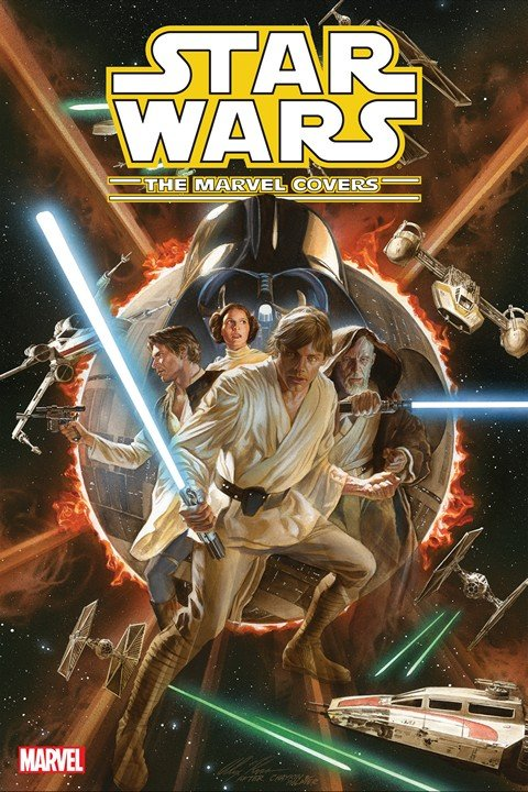Star Wars – The Marvel Covers Vol. 1 (2015)