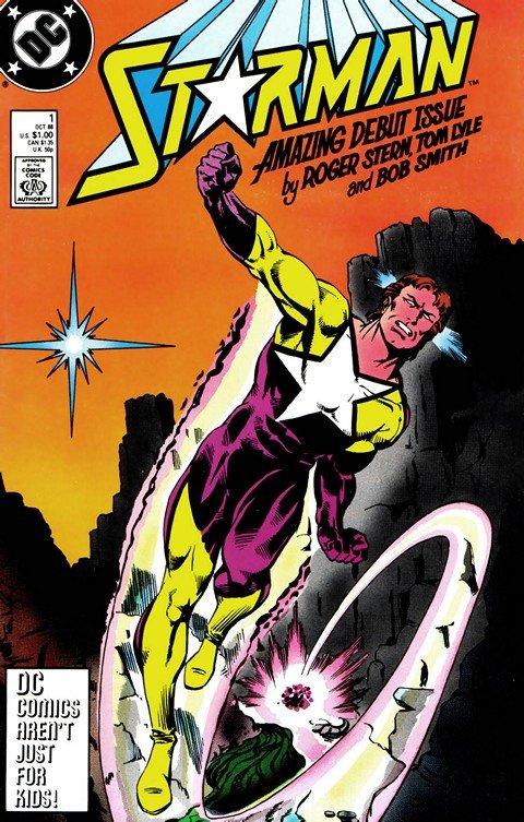 Starman Vol. 1 #1 – 45 (1988-1992)