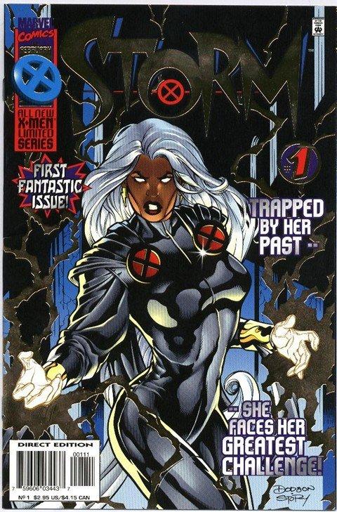 Storm Vol. 1 #1 – 4 (1996)