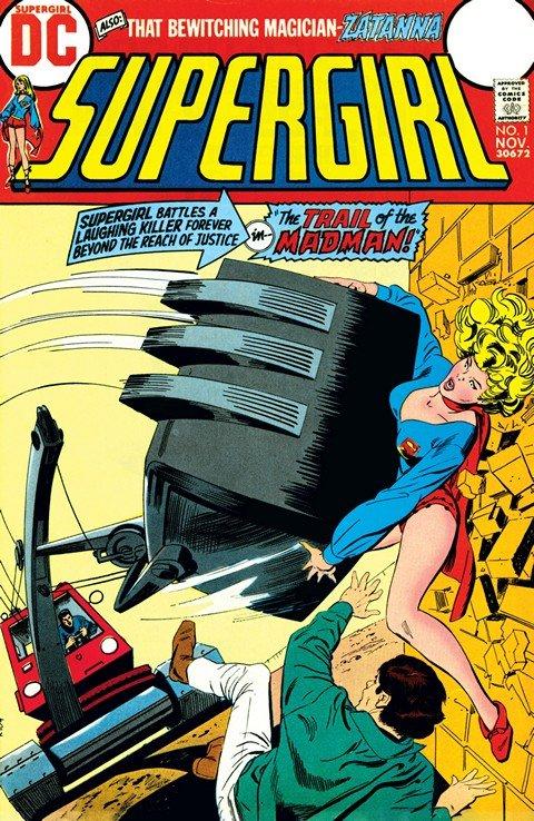 Supergirl Vol. 1 #1 – 10 (New Scans)