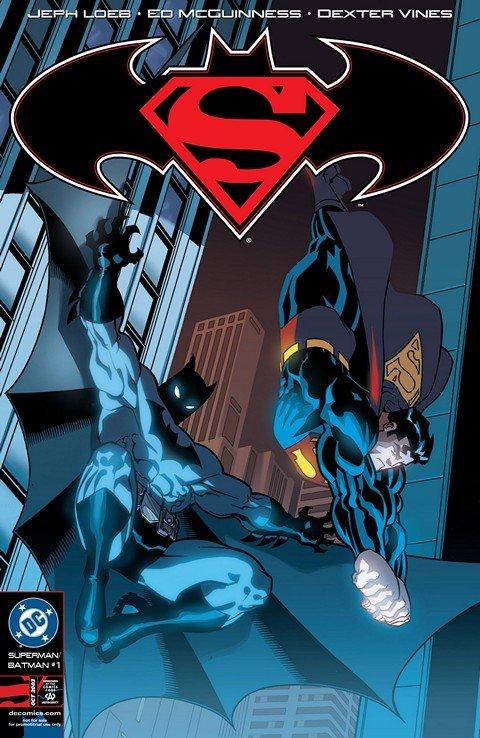 Superman – Batman #1 – 87 + Annual (2003-2011)