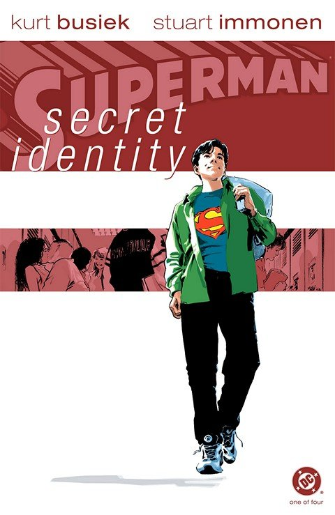 Superman Secret Identity #1 – 4
