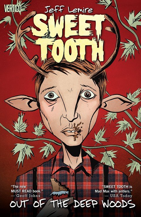 Sweet Tooth Vol. 1 – 6