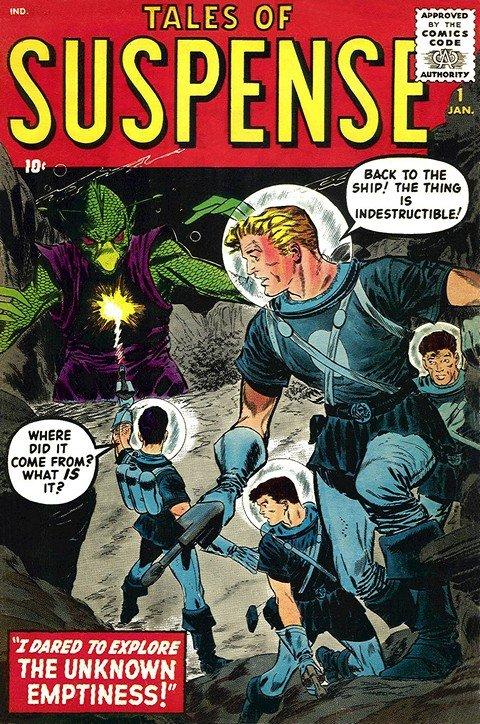 Tales of Supsense Vol. 1 #1 – 99