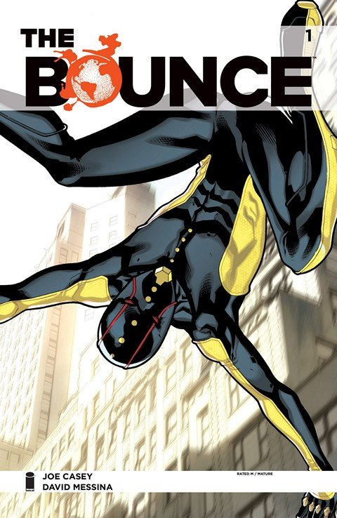 The Bounce #1 – 12 (2013-2014)