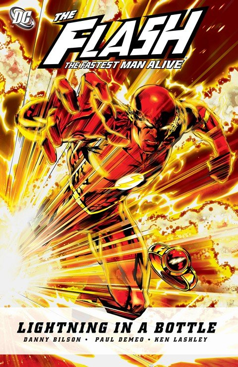 The Flash – The Fastest Man Alive Vol. 1 – 2