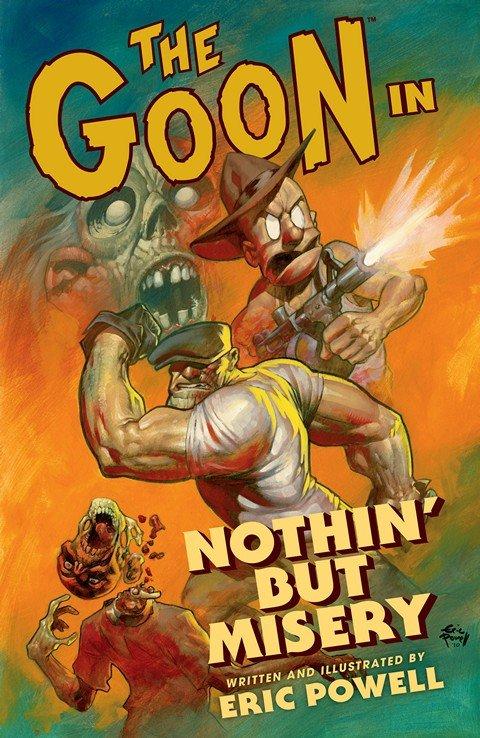 The Goon Vol. 0 – 15 (TPB) (2009-2016)