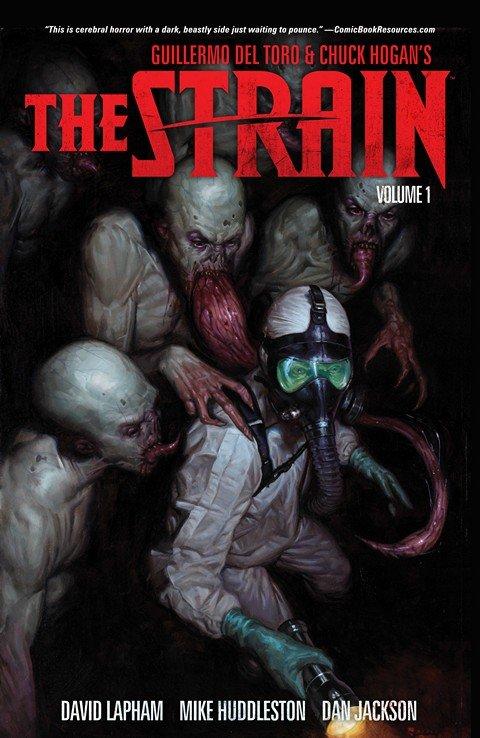The Strain Vol. 1 – 4