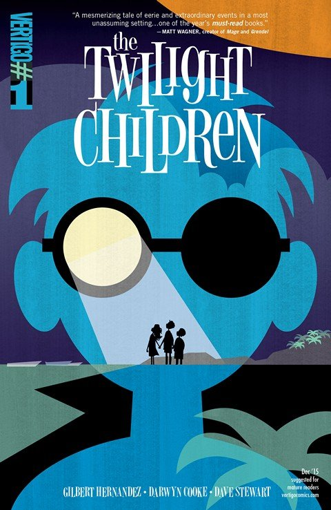 The Twilight Children #1