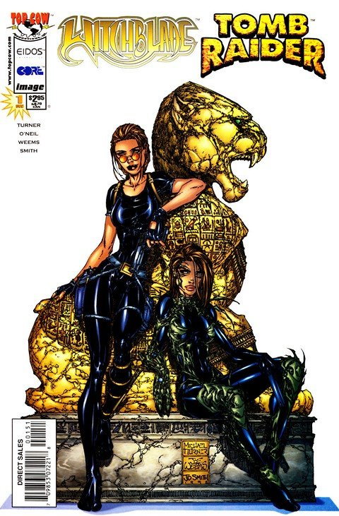 Tomb Raider (Top Cow Collection)
