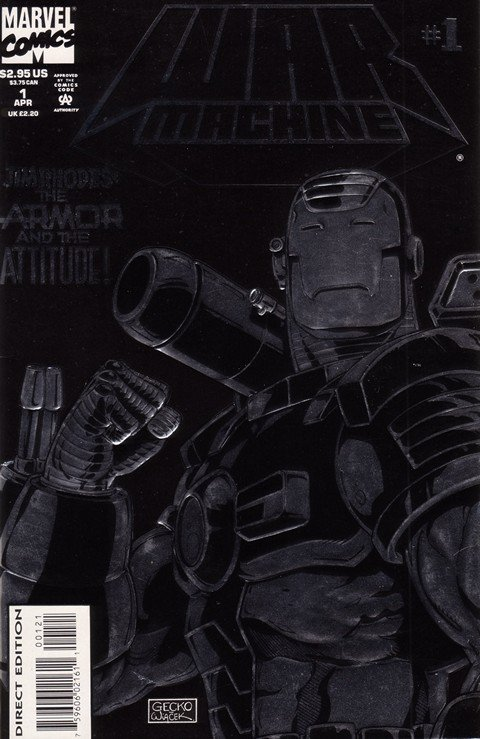 War Machine Vol. 1 #1 – 25 + Vol. 2 #1 – 12