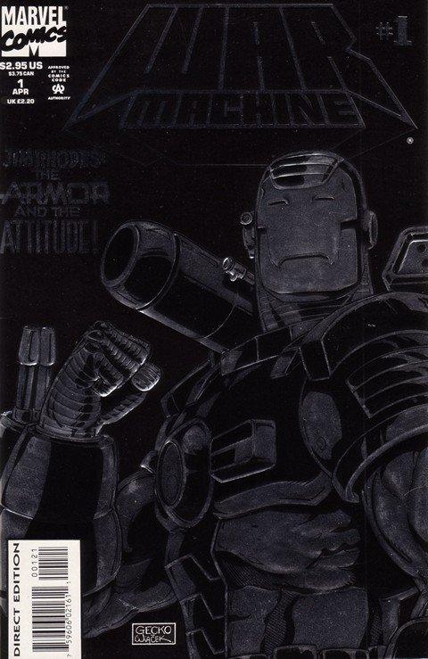 War Machine Vol. 1 #1 – 25 + Vol. 2 #1 – 12