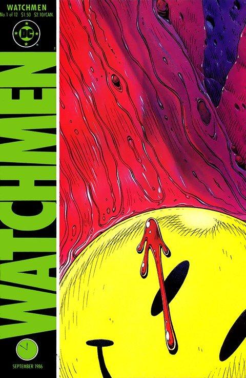 Watchmen #1 – 12 (1986-1987)