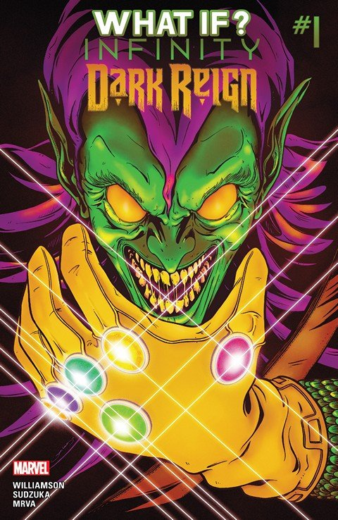 What If Infinity – Dark Reign #1