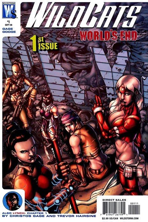 WildC.A.T.s Vol. 1 – 5 + Extras